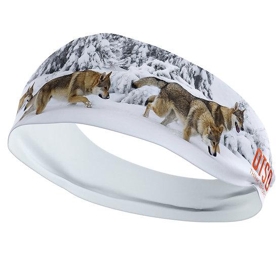 Headband Wolf
