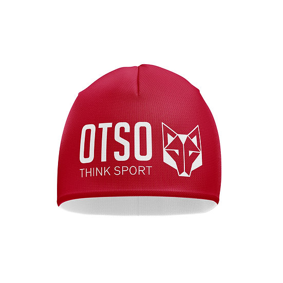 Hat Red / White