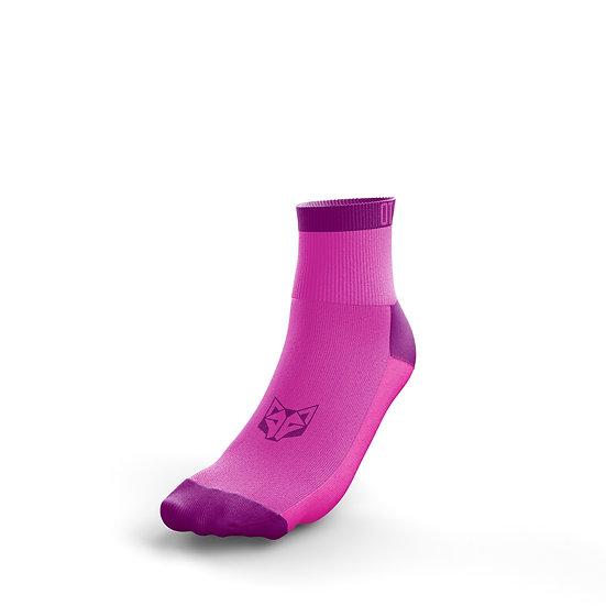 Multi-Sport Socks Low Cut Pink / Purple