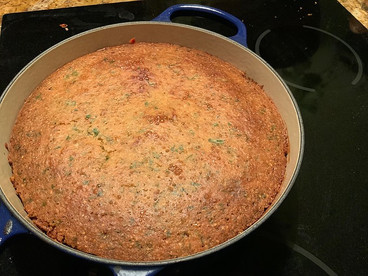 Chicken(less) Chili Tamale Pie from Everyday Dorie by Dorie Greenspan prepared by Jackie