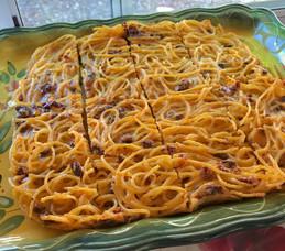 Torta di Pasta prepared by Mary