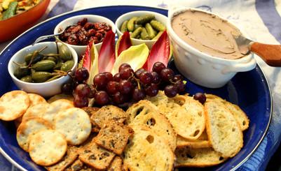 Mousse de Foies de Volaille (Chicken Liver Mousse) prepared by MaryLou