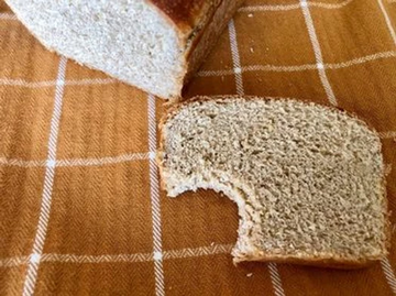 "Oatmeal Wheat Bread from Gourmet Today prepared by Jackie ""easy & tasty, makes great toast"""