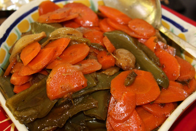 Chiles Jalapeños en Escabeche (Pickled Jalapeños) from The Art of Mexican Cooking prepared by Gayla