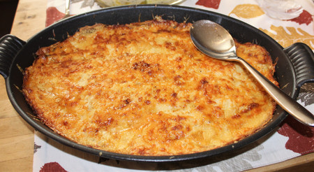 Swiss Chard al Forno from One Good Dish prepared by MaryLou