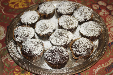 Irish Coffee Cupcakes from Ready for Dessert prepared by Michele