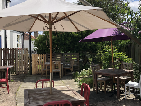 Open from 12:30pm on Bank Holiday Monday 3 August