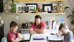 The Covid Academy: Tips for Those on an  Unexpected Homeschool Journey
