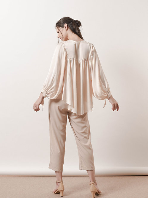 Lievens buttoned blouse