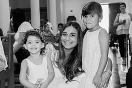 famille baptême