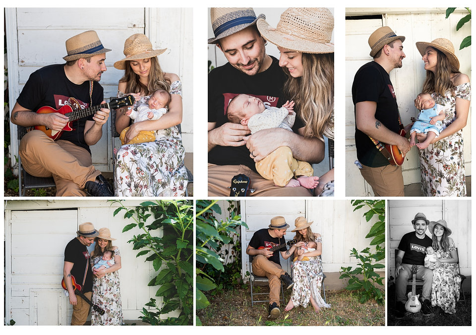 shooting famille naissance marseille