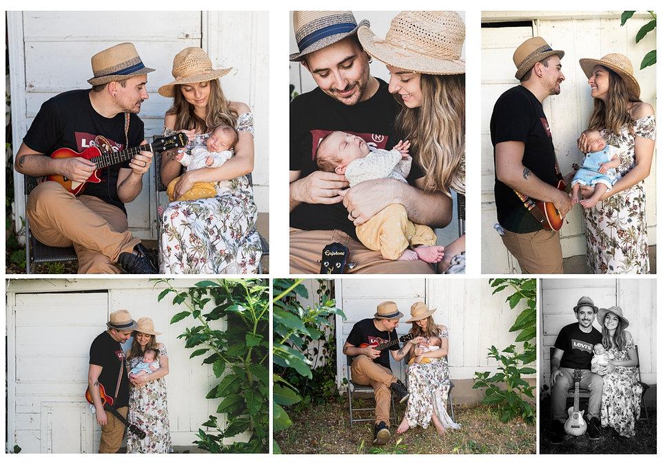 photographie famille naissance marseille
