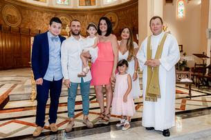 église catholique baptême marseille