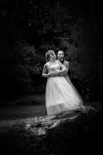 photographe mariage noir et blanc marseille
