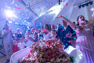 photographe soirée de mariage marseille