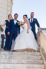 mariage marseille château de la buzine