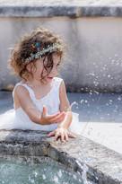 photographie de portrait baptême enfant marseille
