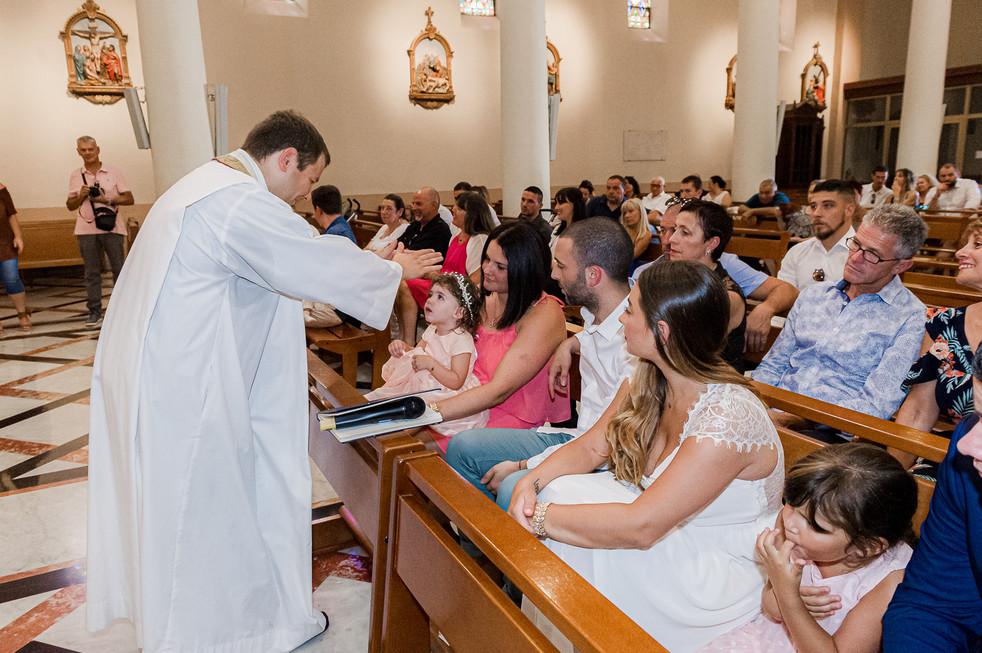 photographe cérémonie baptême marseille