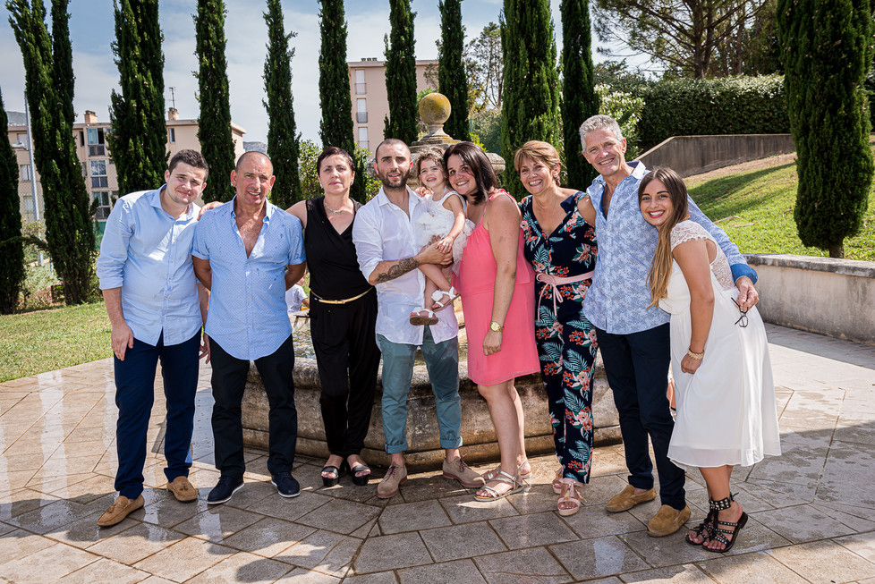 photographe famille baptême marseille