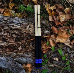 Hot Rods New Drum di colore nero e blu