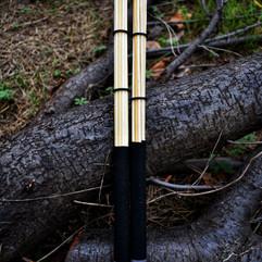 Hot Rods New Drum di colore nero e grigio