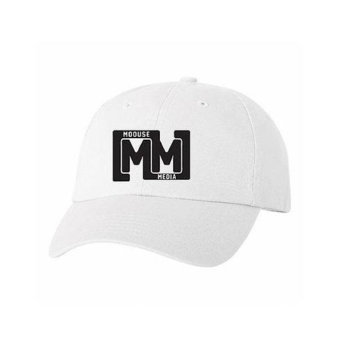 White Golf Hat