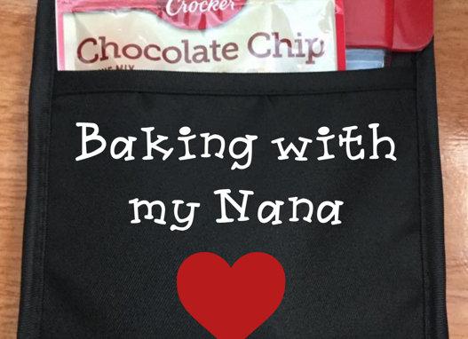 Baking with Nana Pot Holder