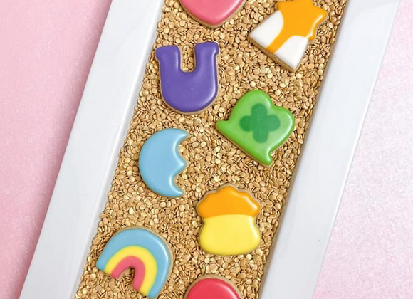 Lucky Charms Cookie Cutter Set