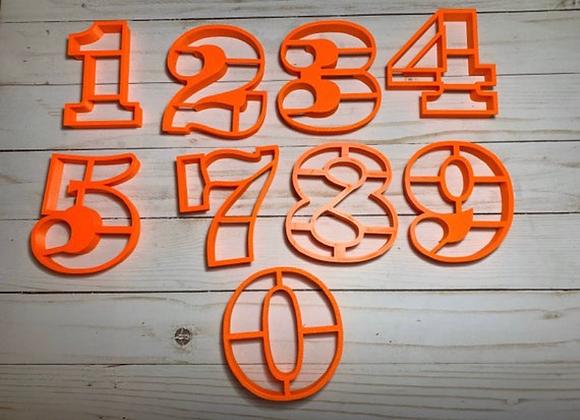 Full Number Set