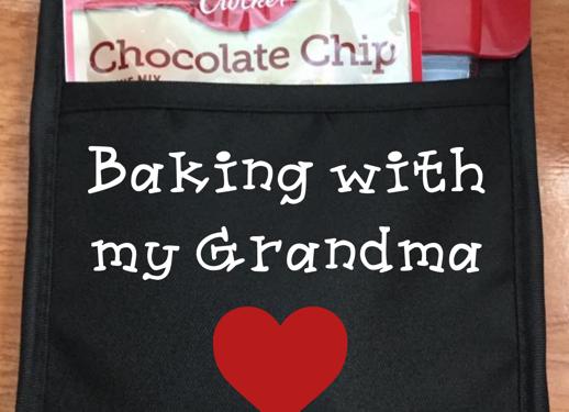 Baking with my Grandma