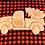 Thumbnail: Red Truck cookie cutter platter