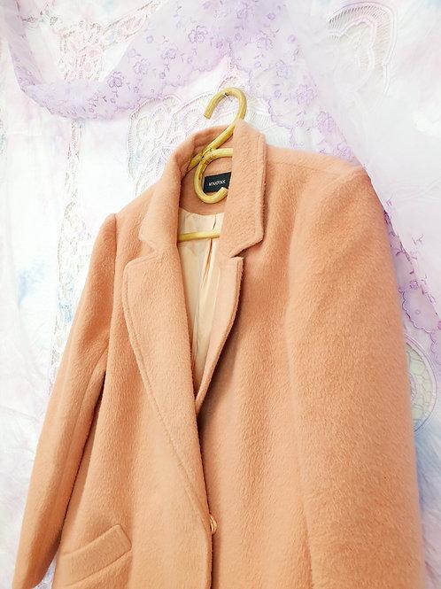 Soft, pink, furry