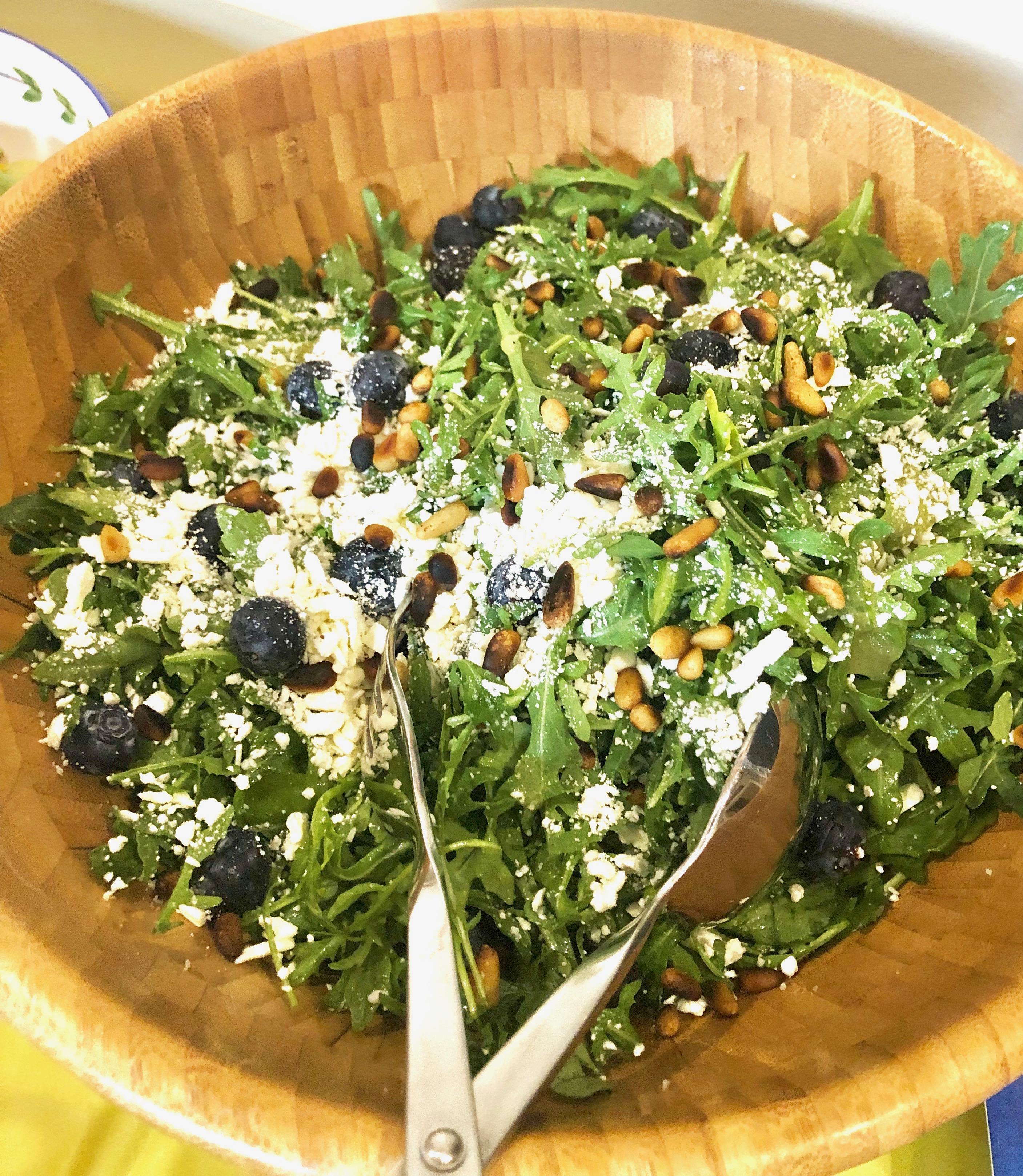 Bajan Shakk Salad