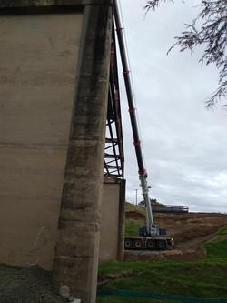 130 T Moving Bridge Section