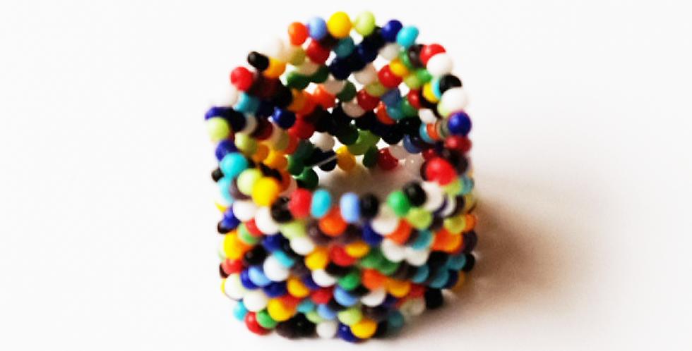 Bague Multicolore