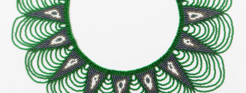 Peacock Vert / Gris