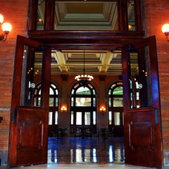 Station Doors