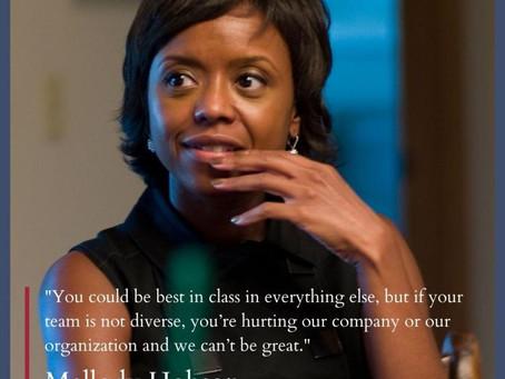 Women leaders in Finance - Mellody Hobson