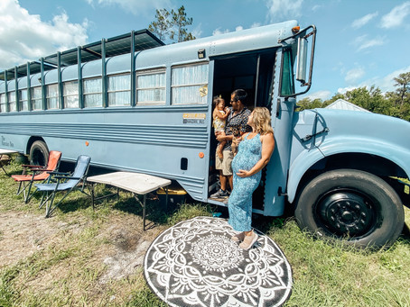 Building a 'Skoolie' Was in This Couple's Wheelhouse