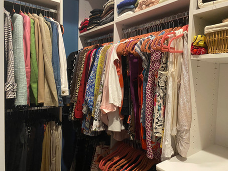Hanger Management and Other Ways to Cure Closet Chaos