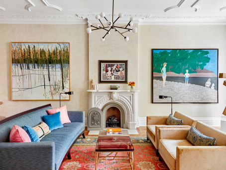 When Decorating a Room, Give Colorful Area Rugs the Floor