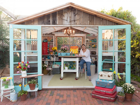 She Shed: Her Answer to the Man Cave