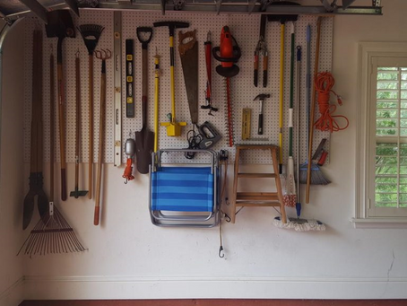 Case of Garage Envy Prompts Hang ups