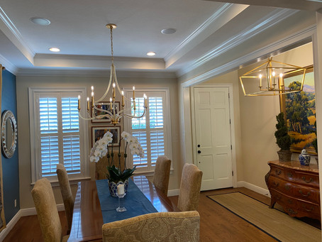 Lighting Trends Part 3: When Replacing Light Fixtures, Replace Bulbs, too