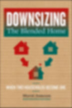Downsizing Blended Home Book Cover