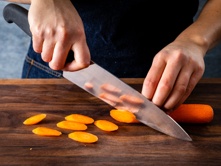 The Cutting Edge: Finding Your Perfect Kitchen Knife ― Part One