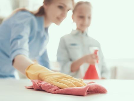 House Hygiene: How to Keep Coronavirus from Coming Home