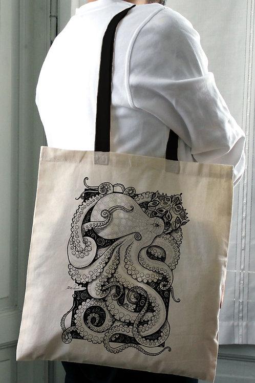 OCTOKING tote bag