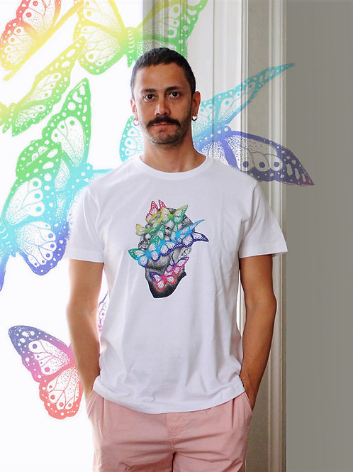 RUUBE RAINBOW T-SHIRT - LIMITED EDITION