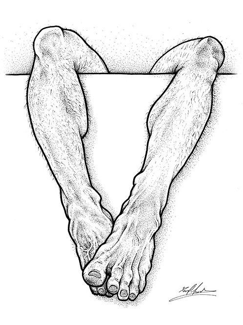 LEGS (BEN) - NEW